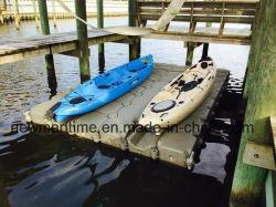 Commerce de gros blocs de ponton en plastique pour les quais flottants