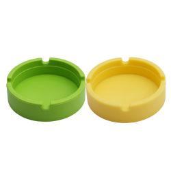 Mini/silicona En-Friendly melamina, fácil de limpiar el cenicero
