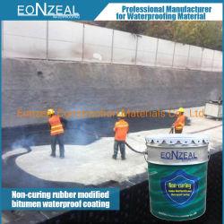 Água com base de borracha de líquido de betume modificado revestimento à prova de água/líquido membrana impermeável