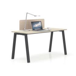 2020 moderner Personen-Büro-Arbeitsplatz-einzelner Schreibtisch der Art-1