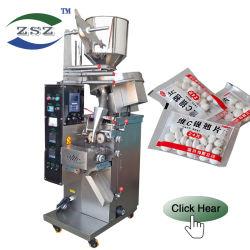 정제와 캡슐 인쇄 및 포장 기계
