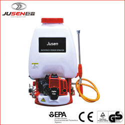 배낭 가솔린 정원 스프레이어 원예용 도구 농업 기계