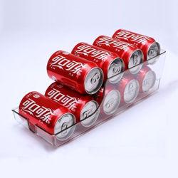 Pouvez réfrigérateur congélateur de stockage des aliments pour animaux de compagnie canettes de cola casier de rangement