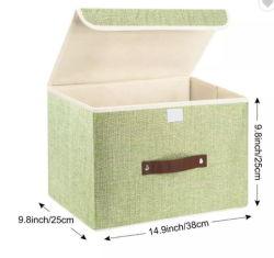 Caliente la venta de productos caja plegable Mobiliario de almacenaje para el hogar