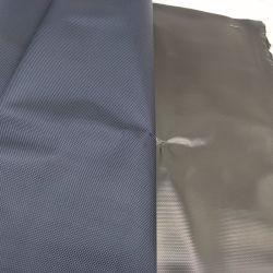 Tessuto impermeabile di Oxford del poliestere del cappotto del PVC per il sacchetto