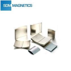Terra rara Industriais Qualificadas de neodímio permanente/NdFeB N52/zinco níquel/Zn magneto revestido