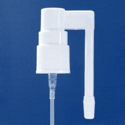 La aprobación del FDA de HDPE Farmacéutica aerosoles orales blanco