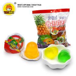 묵 컵 부대 패킹 중국제 소형 과일 묵 사탕