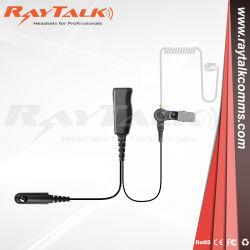 Ricevitore telefonico acustico del tubo del Talkie di Wakie per le radio bidirezionali