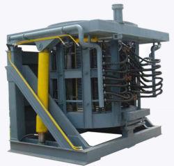 5tonne Industrial Induction four de fusion de fer en acier