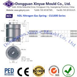 Justierbarer Automobil-Stickstoff-Gasdruckdämpfer-Zylinder