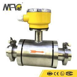 DN500 Medidor de flujo electromagnético Control de líquidos de salida de pulsos magnéticos
