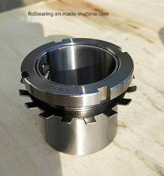 OEM de matériaux en acier chromé de manchons de l'adaptateur de roulement à billes (UK200 /UK300 series)