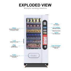 De Automaat van de Drank van de Energie van de Chocolade van de snack
