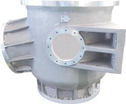 水冷式シャーシシリーズアルミニウムダイキャスト鋳造鋳造鋳造鋳造工場