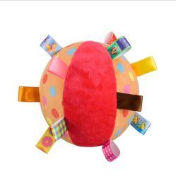Multicolor Cartoon Animal Hochet en forme de jouets en peluche balle molle avec son bébé jouets éducatifs main Saisissez Ball Toddler Toy