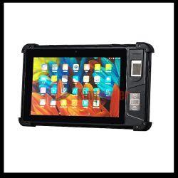 2GB/16GB/SIM Card/NFC/Bluetooth를 가진 8inch 1280X800 IPS 스크린 4G Lte Mtk6737 쿼드 코어 지문, 어려운 방수 IP67 Android7.0 정제 및 세륨 (K805)