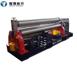 Автоматическая 3-роликов подвижной плиты и изгиб механизма Сделано в Китае с низкой цене