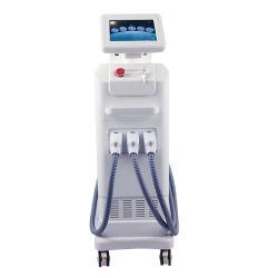 Shr IPL 2 Pr машины /многофункциональный лазерный 4 обрабатывает / E-лампы + Shr + ND YAG + RF / Салон красоты оборудование