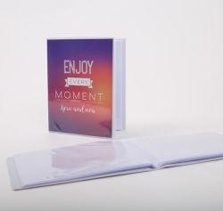PVC transparent personnalisé prix d'usine feuille de film pour l'album photo en plastique