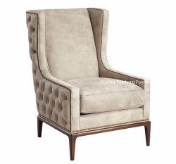 Klassische lederne Sofa-Kundenbezogenheits-Polsterung-Couch-Sofa-Berufshotel-Möbel-Sofa-chinesische Möbel-Luxuxmöbel-Lieferant