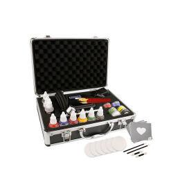 Mallette à outils en aluminium/ poitrine avec diviseurs (HT-3002)
