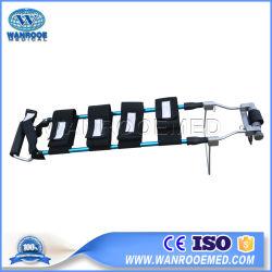 Stecca diritta della trazione della lega di alluminio delle attrezzature mediche di uso dell'ospedale di Eb-4A