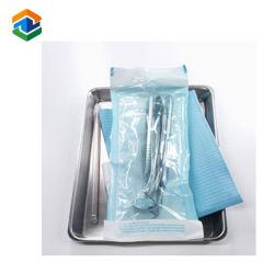 Novo Design de Embalagens Plásticas de Esterilização Médica Tyvek