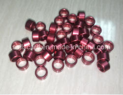 Abr-S Red Color da 3,5 mm Racing Pigeon Bands per Bird Club