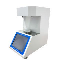 완전 자동 실험실 기기 오일 분석기 석유 제품 인터페이스 장력 오일 테스터