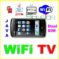 WiFi TV Movil Celulares Dual SIM, JAVA F006