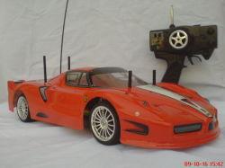 無線のリモート・コントロール車、RC車のおもちゃ、R/Cのおもちゃ車RCは趣味車R/C車をもてあそぶ