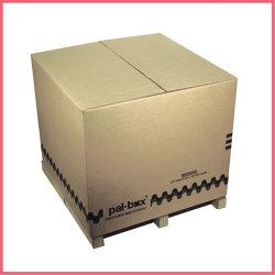 El papel de embalaje de cartón impreso personalizado Servicio Pesado envases de cartón corrugado