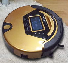 Aspirador de pó robô Rvc03