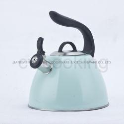 Ferramenta de cozinha de indução de Aço Inoxidável assobio chaleira de água da caldeira de assobio de quente para cozinha