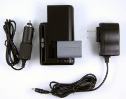 ユニバーサルスマートな充電電池の充電器(DC-001)