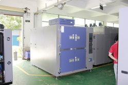 غرف صدمات حرارية ذات منطقتين/استرداد سريع لدرجة الحرارة