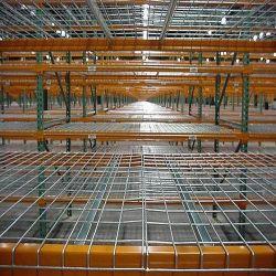 """Stock Wire-Decking pour standard 1 5/8"""" de l'étape de poutres"""