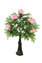 Rosa artificial árbol/emula la flor de Bonsai (JTLB-0101)