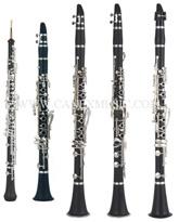 Clarinete / clarinete / semi-automática Oboe / Full-Auto Oboe