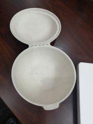 Das biodegradierbare Papierverpackungs-Kasten-abbaubare Massen-Verpacken bereitet geformten Papiermassen-Kasten auf