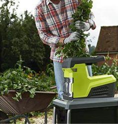 tagliuzzatrice delle filiali elettriche silenziose eccellenti del giardino 2600W/attrezzi a motore della trinciatrice