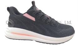 2020足の女性の運動靴の夏の新しい平たい箱の方法偶然の女性靴の女性のLace-up網の通気性の女性のスニーカー