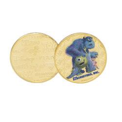 Artesanía de curso legal de la fábrica de aviones militares de la policía de España desafío modelo Coin Cartas Juego de monedas conmemorativas Soft enamel Corporate Travel de regalo (182)
