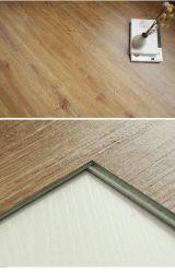 Madeira Plástico Vinil Impermeável Easy-Install Plank Pavimento de CEP