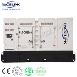 313kVA insonorizado Generador Diesel Cummins Powered con Ce/ISO