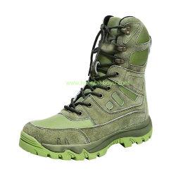 도매 2020 새로운 도착 복장 남자 발목 가죽 신발 군 담비 시동