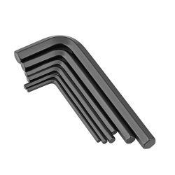 Todos los tamaños ennegrecimiento de acero al carbono de la norma ISO 2936 hexagonales Llaves Llaves Allen de herramientas de mano