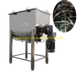 Miscelatore orizzontale del nastro dell'acciaio inossidabile del commestibile