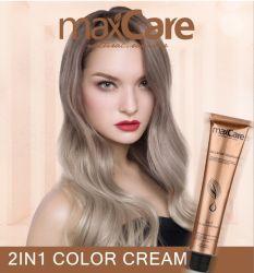 Hot Sale la coloration des cheveux naturels de gel de professionnel de la sécurité de la crème des colorants capillaires défini